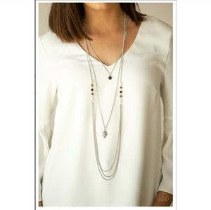 The Pony Express Necklace